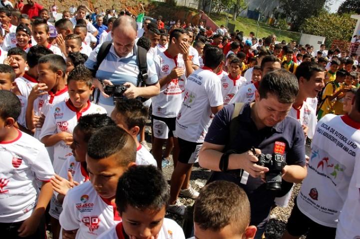 Projeto: Escola de Futebol LFAO