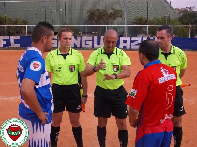 Unidos do Vila Yolanda F.C. x E.C. Nacadência