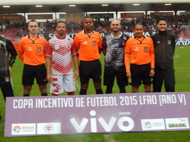 Copa Incentivo 2015 - Copa dos Campeões